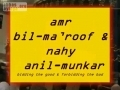 [Workshop] Amr Bil Maroof & Nahy Anil Munkar (w/ ppt slides) by H.I. Abbas Ayleya - English
