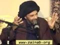 [07] Islamic Value System - Following the Desires - H.I. Abbas Ayleya - English