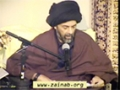 [Ramadhan 2012][01] Tafsir of Haroof e Maqatteaat حروف مقطعات - H.I. Abbas Ayleya - English