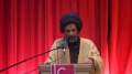 Eid e Ghadeer 1433 - Sayyed Abbas Ayleya - L.A. CA - English