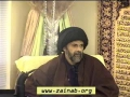 [Thursday Lectures] Concept of Nidama in Islam - H.I. Abbas Ayleya - 27 June 2013 - English